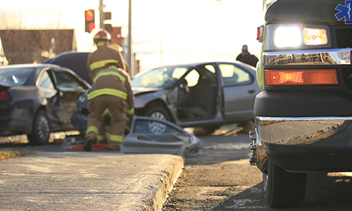 Car crash - Anchorage Car Accident Lawyer